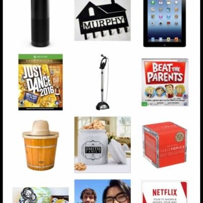 Best Family Gift Ideas