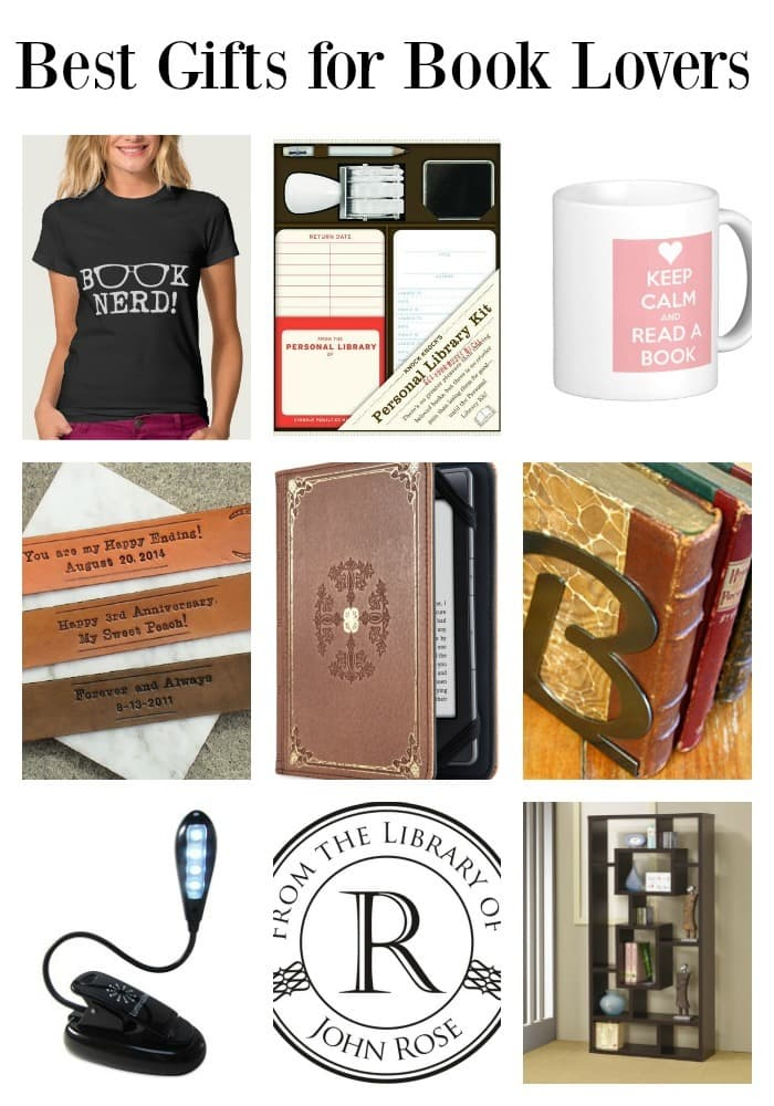 gifts for book lovers best gifts for book 11444