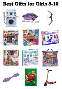 Best Gifts for 8-10 Year Old Girls