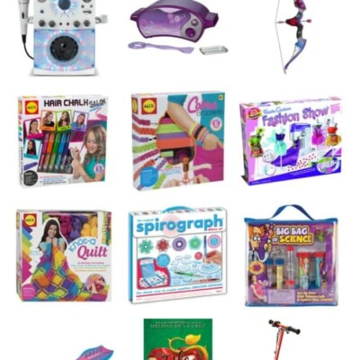 Best Gifts for 8 to 10-Year Old Girls