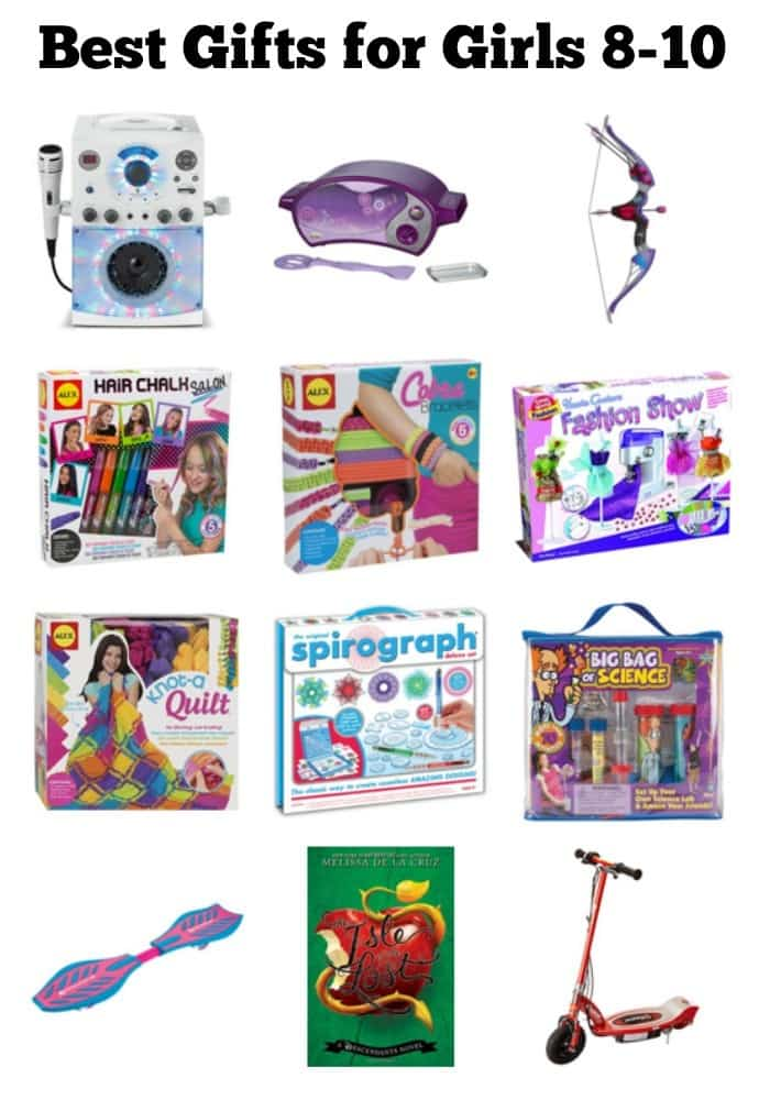 cb6de5cef Best Gifts for 8 to 10-Year Old Girls
