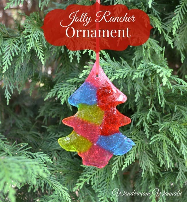 Jolly Rancher Ornament