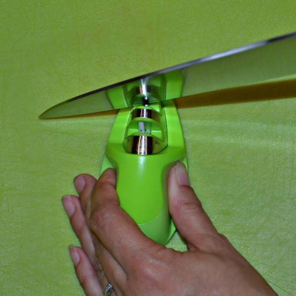 Kitchen IQ Knife Sharpener