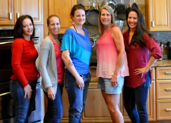 KitchenIQ Party Guests