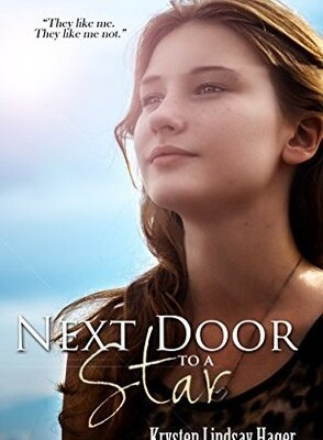 Next door to a star by Krysten Lindsay Hager book cover