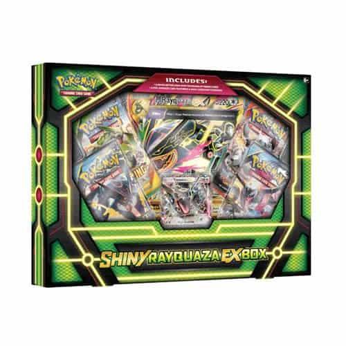 Shiny Rayquaza ExBox