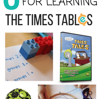 8 multiplication resources to help students learn times tables