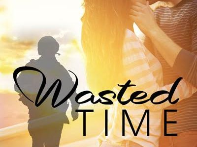 Wasted Time by Mya O'Malley book cover