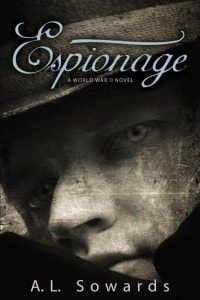 Espionage by A.L. Sowards book cover