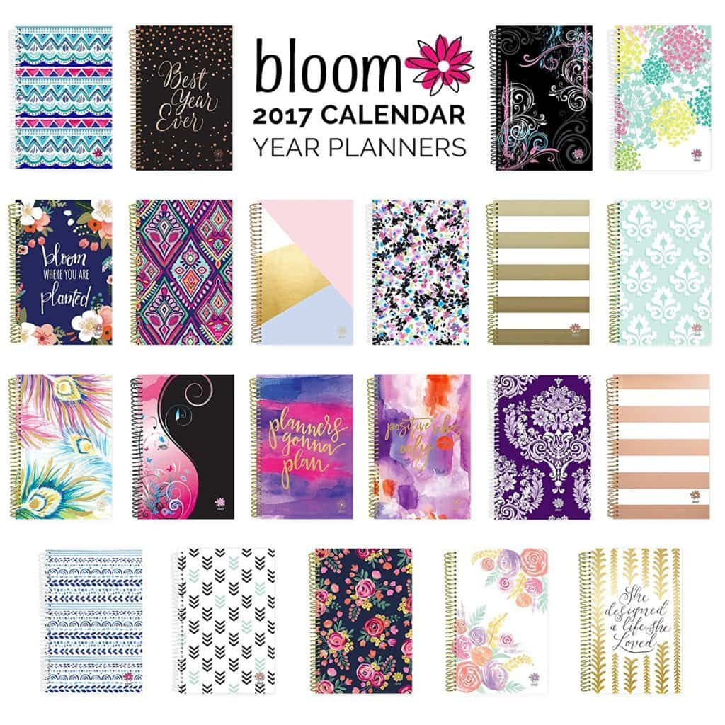bloom-variety