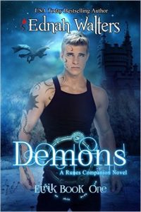 Book Blast: Demons