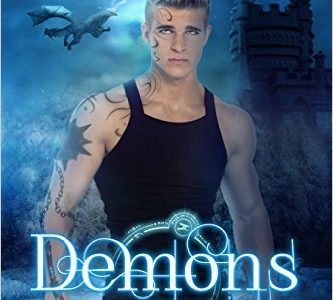Demons by Ednah Walters book cover