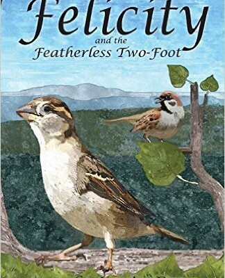 Felicity and the Featherless Two-Foot book cover