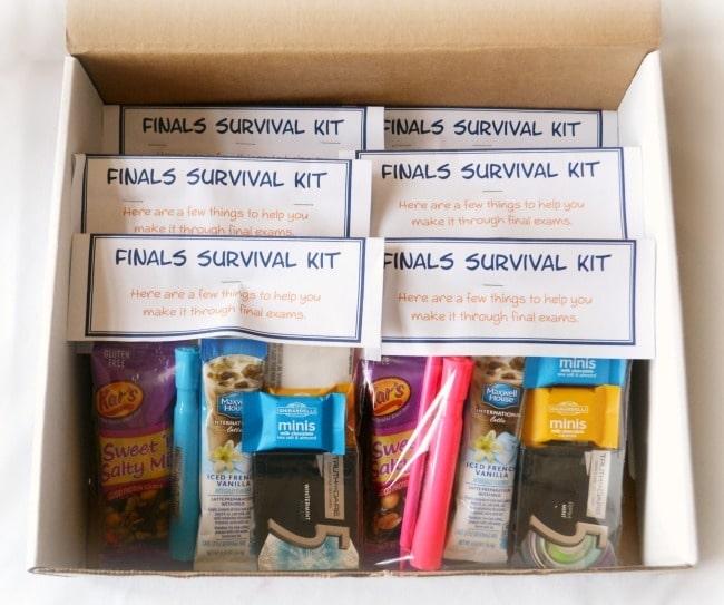 Finals Survival Kits