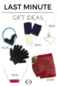 Last Minute Gift Ideas for Her