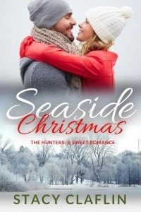 Seaside Christmas by Stacy Claflin book cover