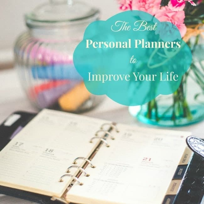 The Best Personal Planners to Improve Your Life