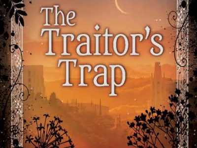 The traitor's trap by Brendan Murphy book cover