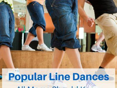 Popular line dances all moms should know