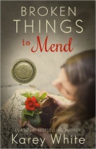 Book Blast: Broken Things to Mend