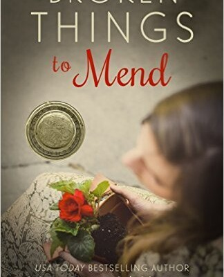 Broken Things to Mend by Karey White book cover