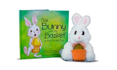 Bunny with the Basket