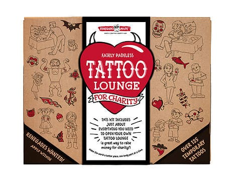Fairly Painless Tattoo Lounge