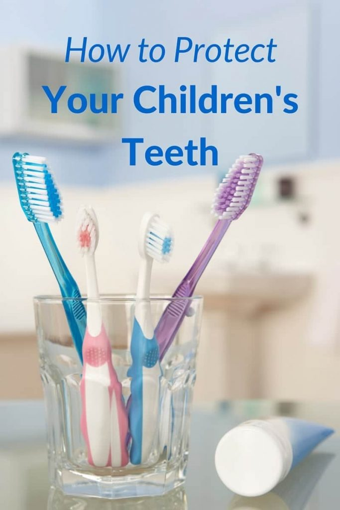 How to Protect Your Children's Teeth - Tips for good dental hygiene for children of all ages