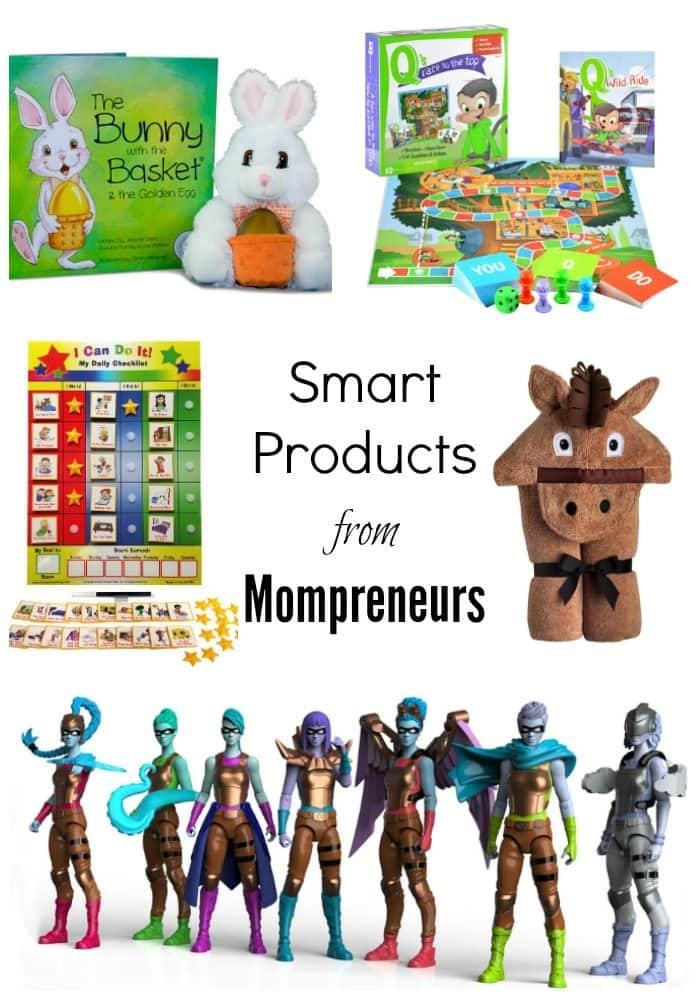Smart Products from Mompreneurs