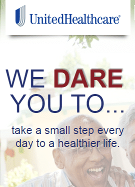 United HealthCare We Dare You to Share Campaign