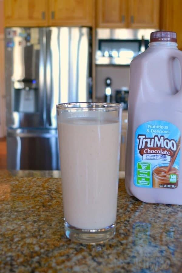 Chunky Monkey Milkshake