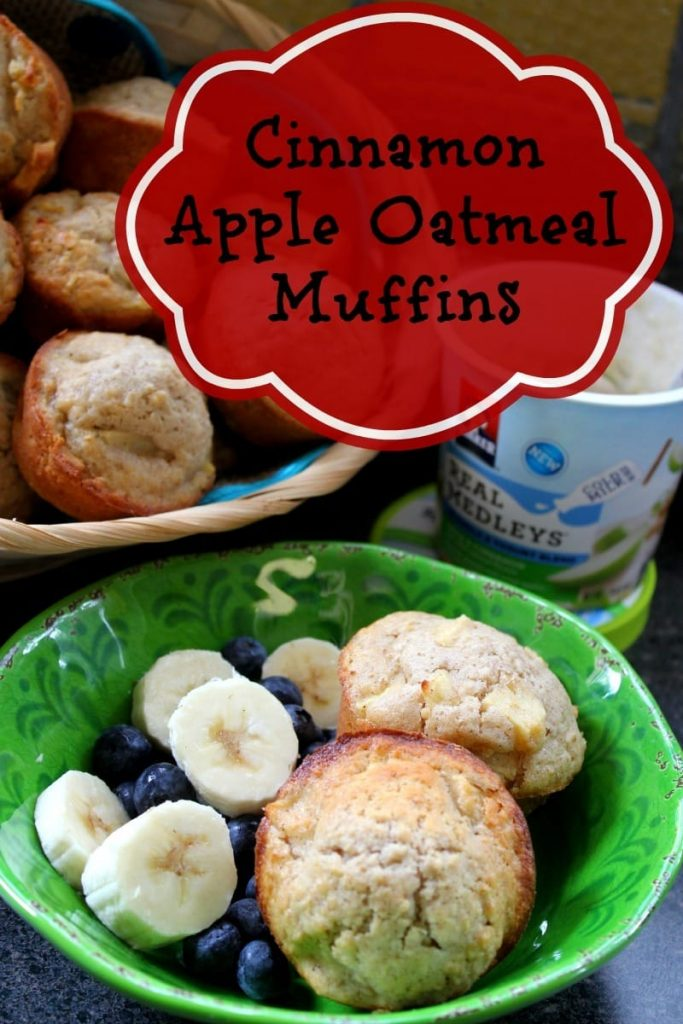 Cinnamon-Apple-Oatmeal-Muffins