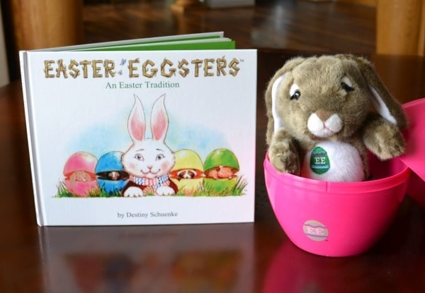 Easter Eggsters Set