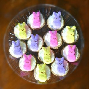 Super Easy Easter Cake Mix Cookies