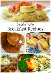 Gluten-Free Breakfast Recipes