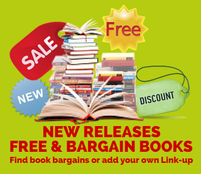 New Releases / Free & Bargain Books Weekly Link-up!