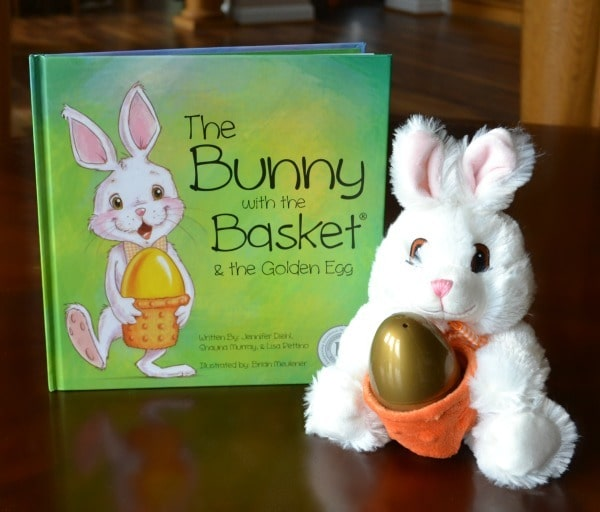 The Bunny with the Basket Set