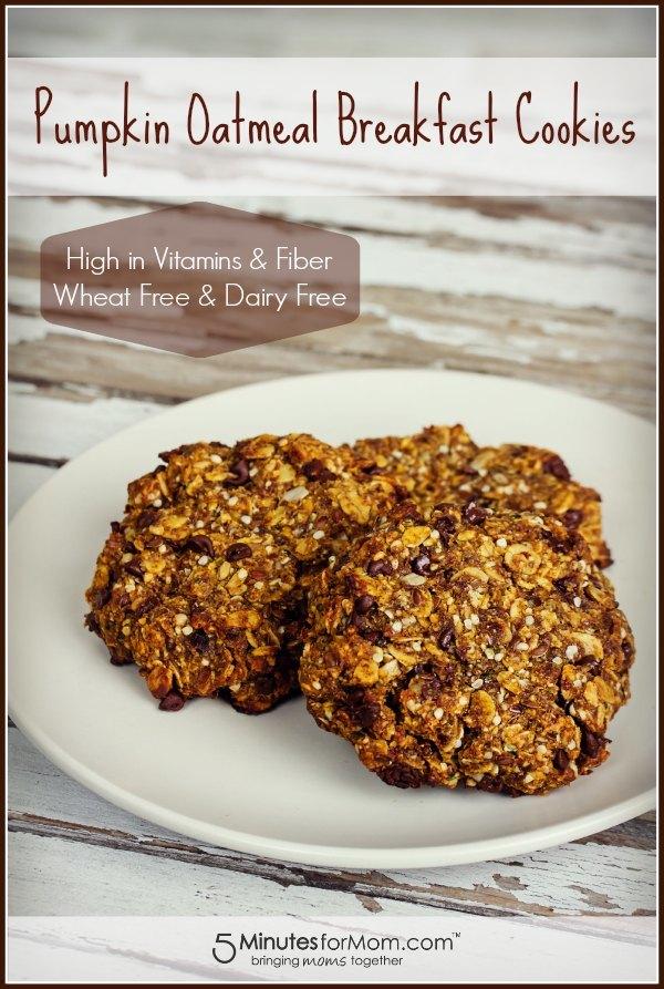 pumpkin-oatmeal-breakfast-cookie
