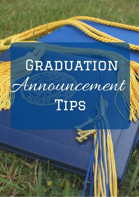 If you have a child who is about to graduate, save yourself time, stress, and money with these tips for ordering graduation announcements