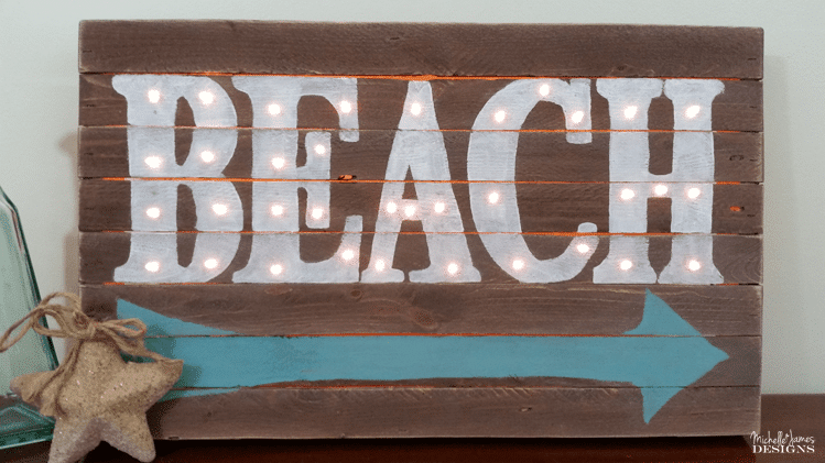 Michelle-Apr-5-Wooden-Beach-Marquee-Sign-Pic-7-copy