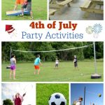 4th of July Party Activities