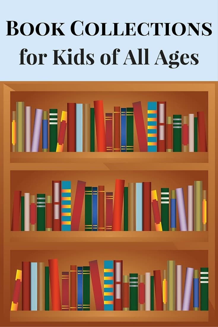 It can be hard finding enough age-appropriate books to keep kids engaged and reading. These book collections for kids make it easier. #forkids #bookcollection #books #reading via @wondermomwannab