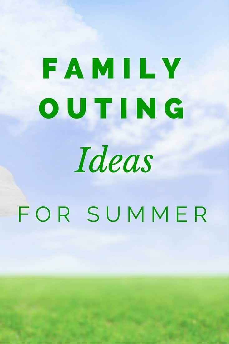 Family outing ideas for summer that are fun, unique and free.