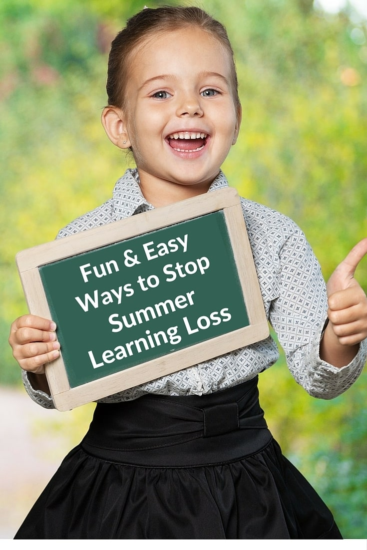 Fun & Easy Ways to Stop Summer Learning Loss