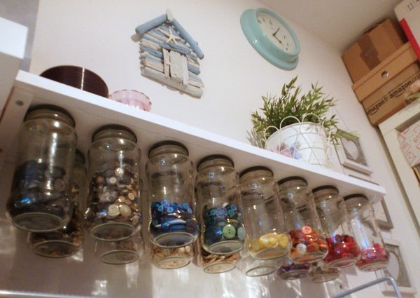 Jars for Crafts