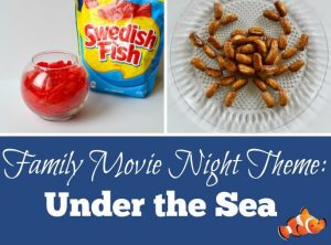 Movie Party Theme – Under the Sea