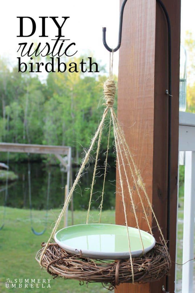 diy-rustic-birdbath-8
