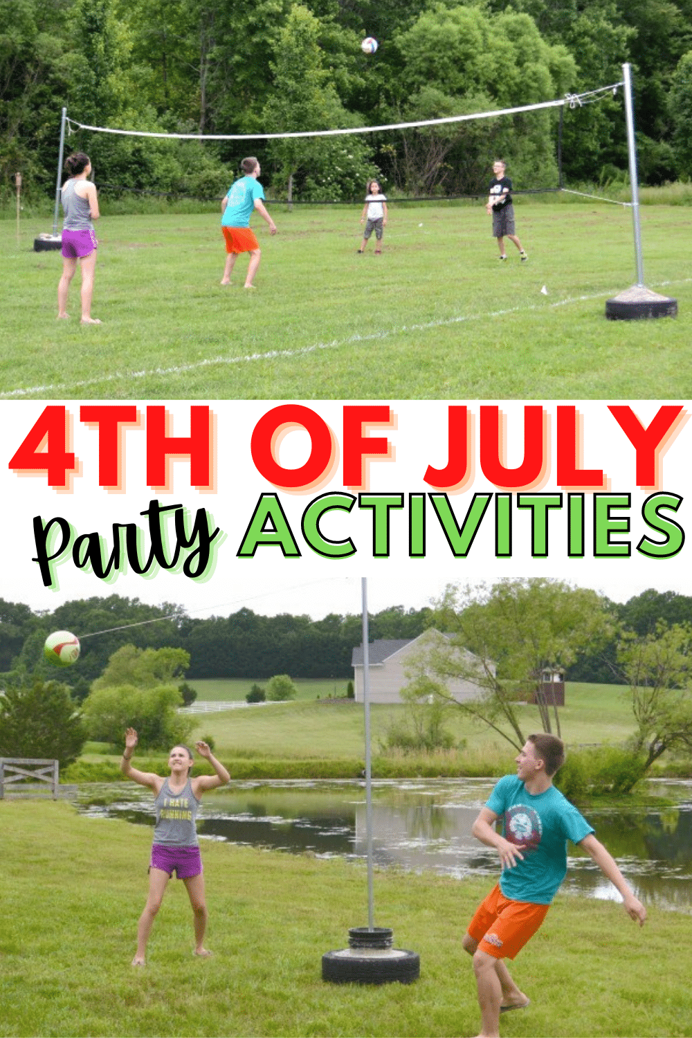 If you plan on celebrating Independence Day at home, check out this list of things to remember including recommended 4th of July party activities. #independenceday #4thofJuly #partyactivities #4thofJulyparty via @wondermomwannab