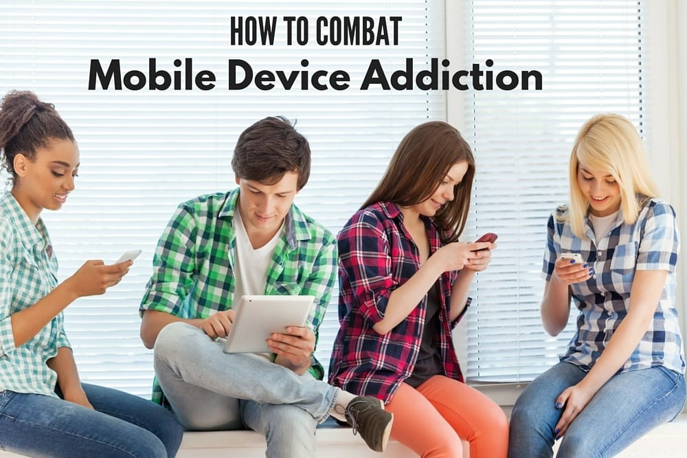 Mobile device addiction is a growing trend, especially among our children, but there are practical steps you can take to prevent it.