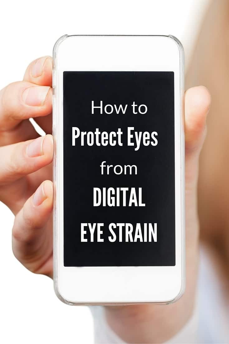 Simple ways to protect your eyes from digital eye strain